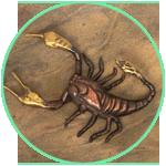 Skorpion - Treibarbeit